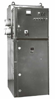 Packaged switchgear cabinets series KRU V-10